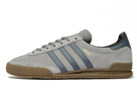 Adidas JEANS Grey Black Gum  ||  (Size Men Complete)