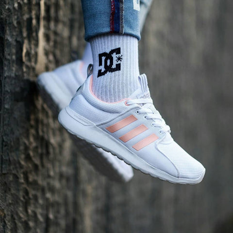 Adidas CF Lite Racer White Peach BNWB || (Size Complete)