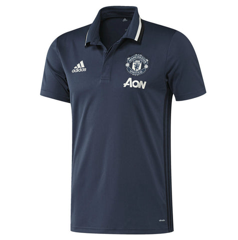 Adidas Manchester United Training Polo  - (XS, S, M, L, XL, XXL)