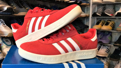 Adidas Trimn Trab Rivally Red