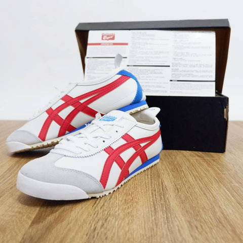 Onitsuka Tiger White List Red Classic (BNIB) - Size Complete