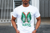 3F Sneakers Tees Super Light Green (S - M - L - XL)