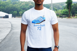 3F Sneakers Tees Super Light Blue (S - M - L - XL)