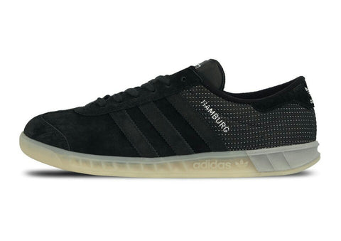 Adidas Hamburg Tech Core Black  ||  (39 1/3, 41 1/3, 42)