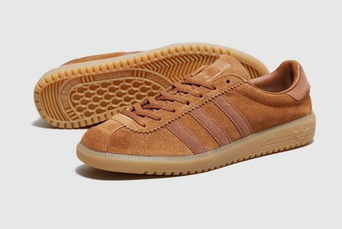 Adidas Originals Bermuda Brown  ||  (Size Complete)