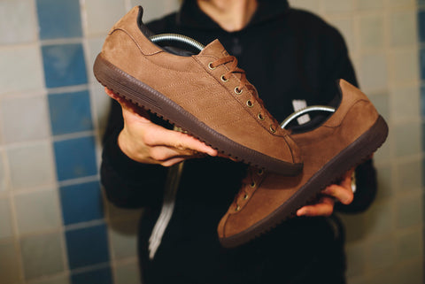 Super TOBACCO SPZL Brown ( Size men complete )