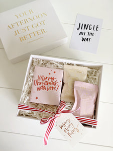 *MINI* Christmas Gift Boxes - Winter Wonderland