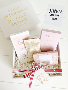 *MINI* Christmas Gift Boxes - Jingle All The Way
