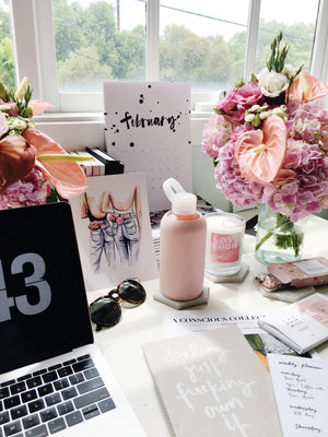 Workspace inspiration gifts