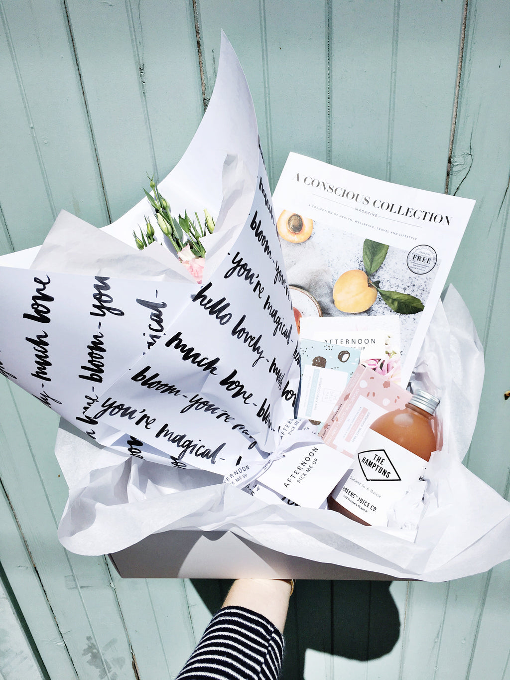 Healthy gifts delivered in Melbourne