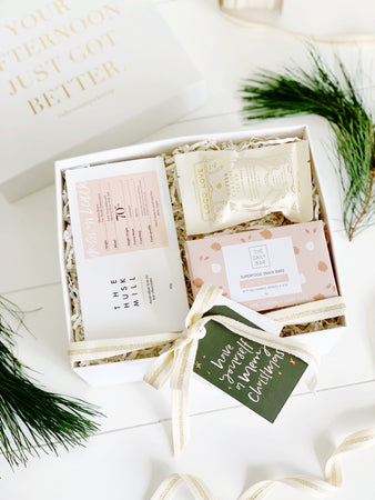 *MINI* Christmas Gift Boxes - Fa La La