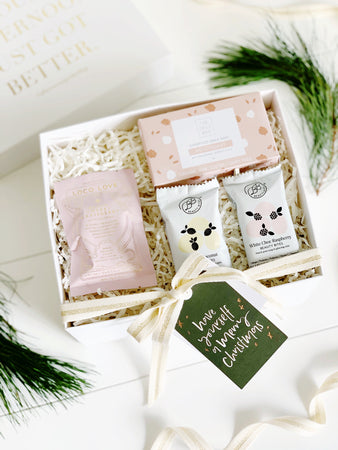 *MINI* Christmas Gift Boxes - Holly Jolly
