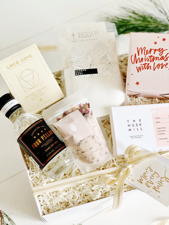 Afternoon Pick Me Up Christmas Gift Boxes FREE Shipping Australia Wide