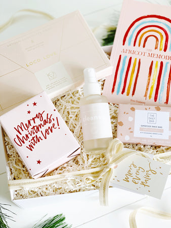 Afternoon Pick Me Up Christmas Gift Boxes Delivered FREE Australia Wide