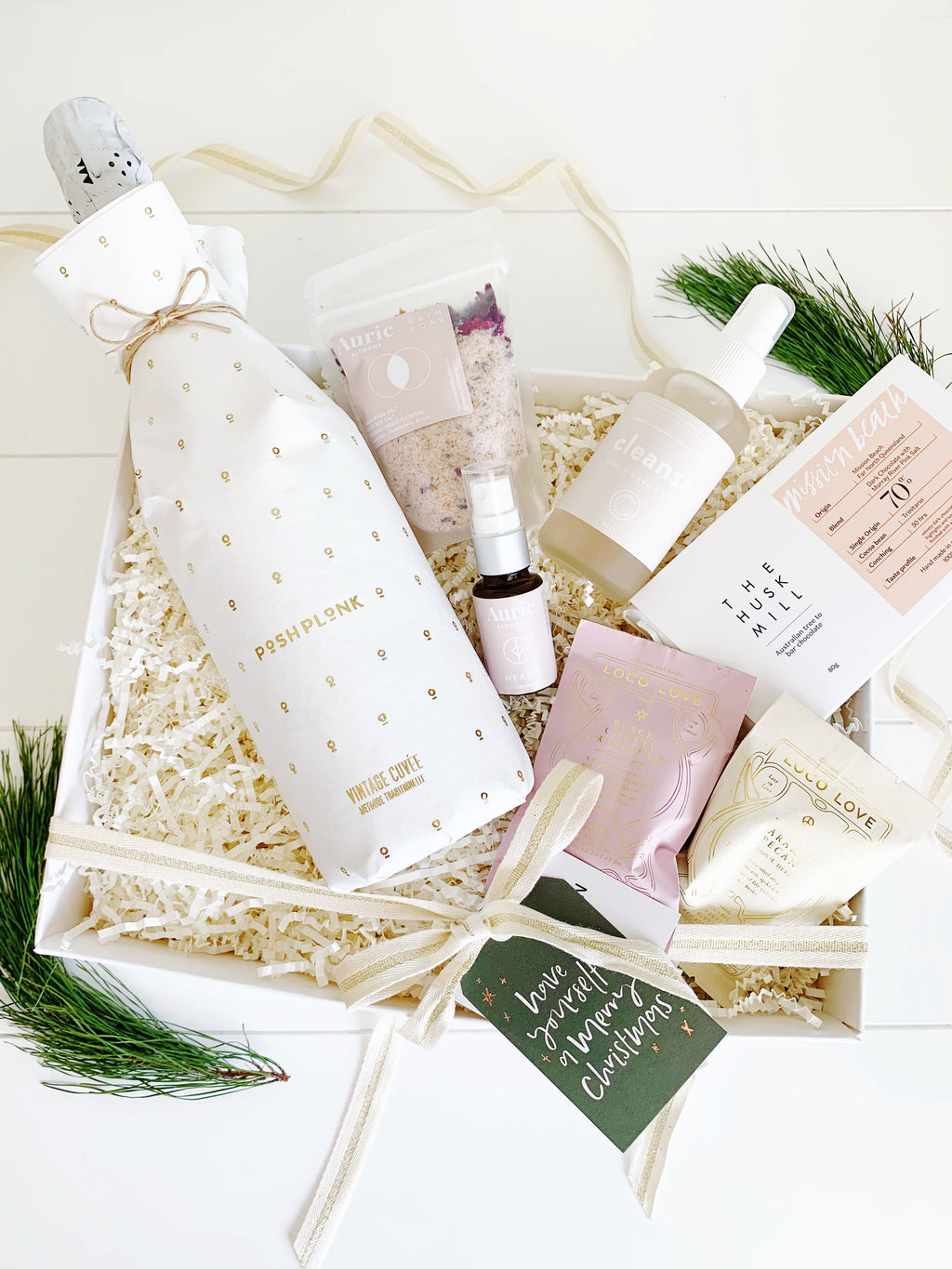 Original Christmas Gift Boxes - White Christmas