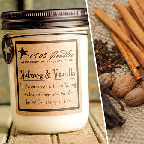 1803 Soy Candle 14oz