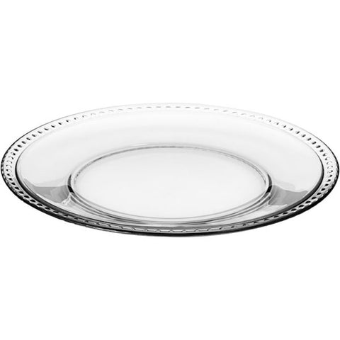 Isabella Glass Dinner Plate
