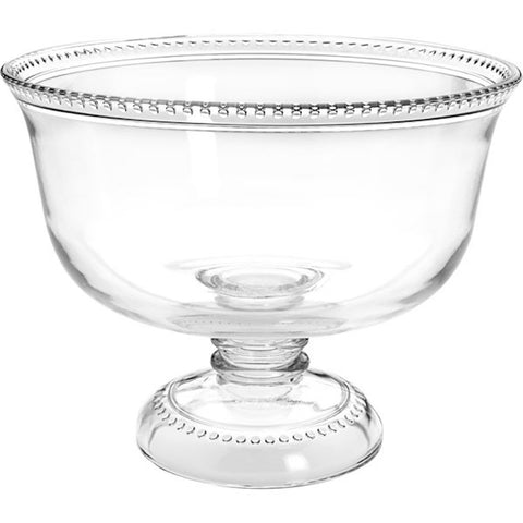 Isabella Glass Footed Bowl