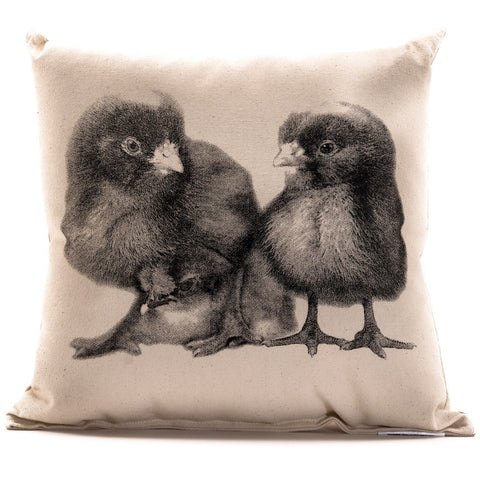 Baby Chicks Pillow