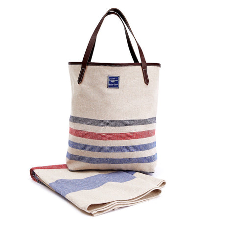 Faribault Mill Cotton Tote