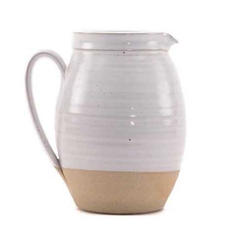 Barrel Jug Pitcher