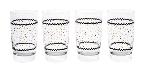 Amy Sedaris Tiny Dots Juice Glass