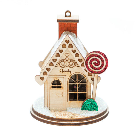 Goody Goody Gum Drop Shop Ornament