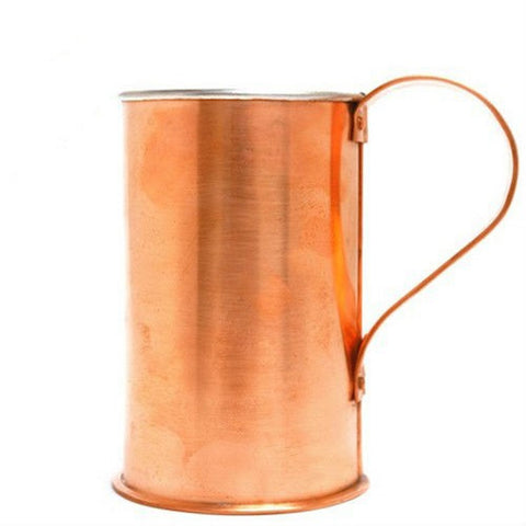 Copper Collector's Mug