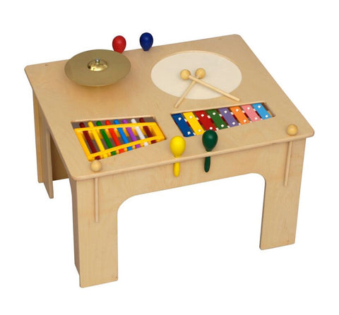 Children's Music Table