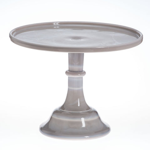Marble Glass Cake Stand