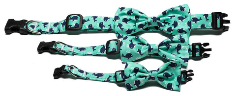 The Whale Bow Tie Collar
