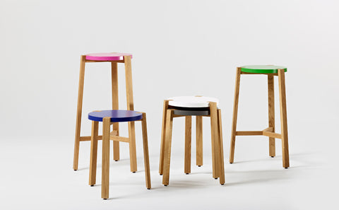 A2   Happy   Hocker Collection