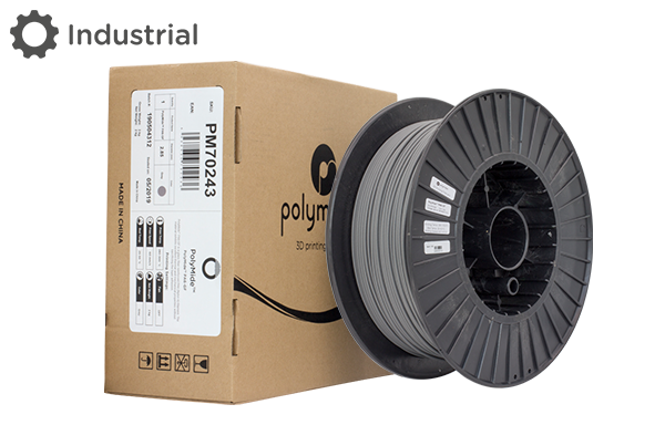 Polymaker Industrial PolyMide PA6-GF - Imaginables | Ultimaker & Dremel 3D Printers