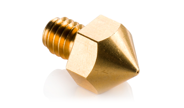 UMO (1054) 0.4 Brass Nozzle - Imaginables | Ultimaker & Dremel 3D Printers