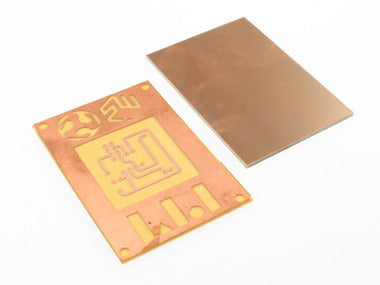 PCB 2 sided FR1 Circuit 1.6x152x152 (25 Pack)