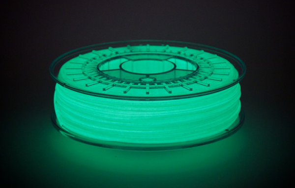 Colorfabb glowFill - Imaginables | Ultimaker & Dremel 3D Printers