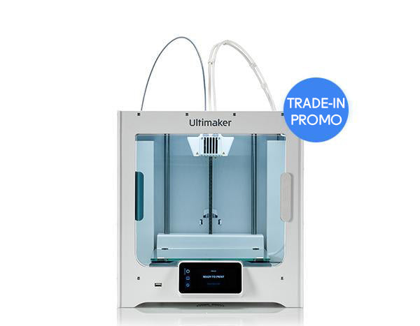 Trade-In Program Ultimaker S3 3D Printer