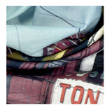 Car 1 Neckerchief by Carl Glover | Zoomed