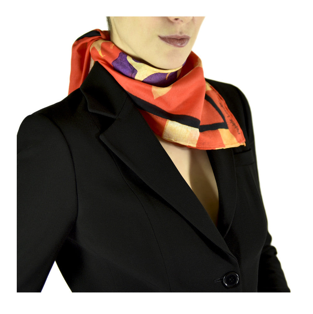 Fante 1 Neckerchief by Pebble London | worn
