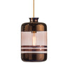 Pillar Stripes hanglamp - Ebb and Flow