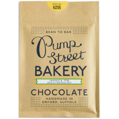 Jamaica 75% van Pump Street Bakery: de Usain Bolt van bean-to-bar?