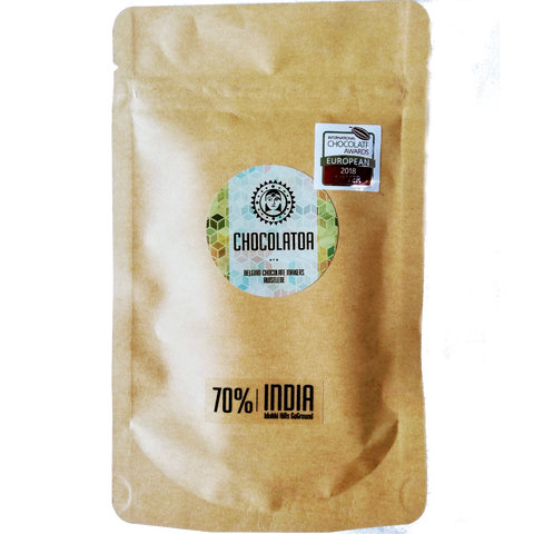 Chocolatoa India 70% Idukki Hills GoGround