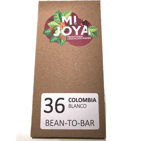 Mi Joya Colombia White 36%