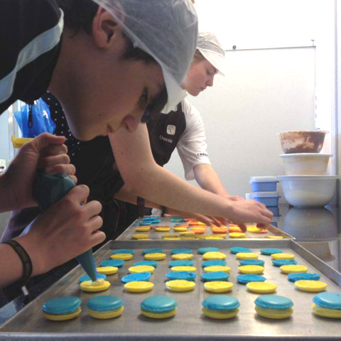 21. Workshop Macarons 20 juni 2020