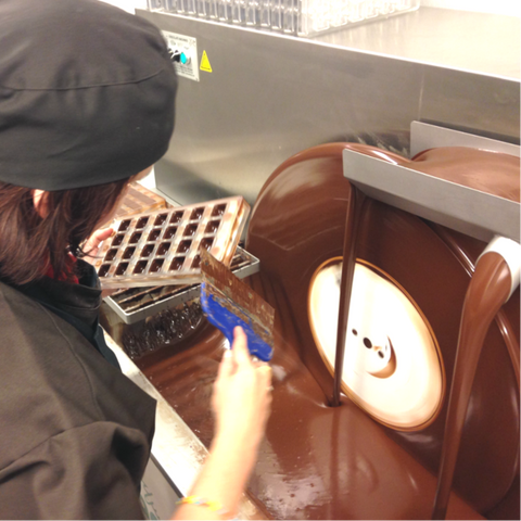21. Workshop Chocolade 25 januari 2020