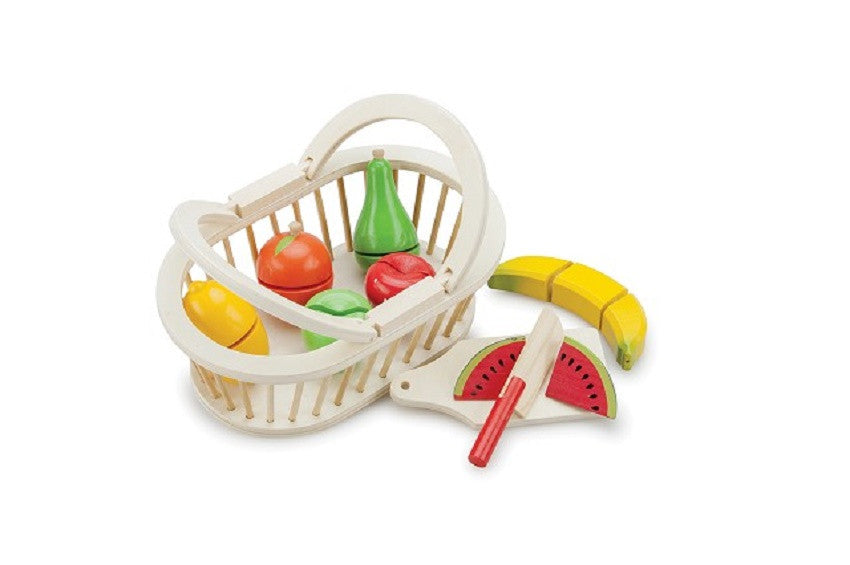 32bf80fee756b5 Snijset - Fruitmand. Door: New Classic Toys