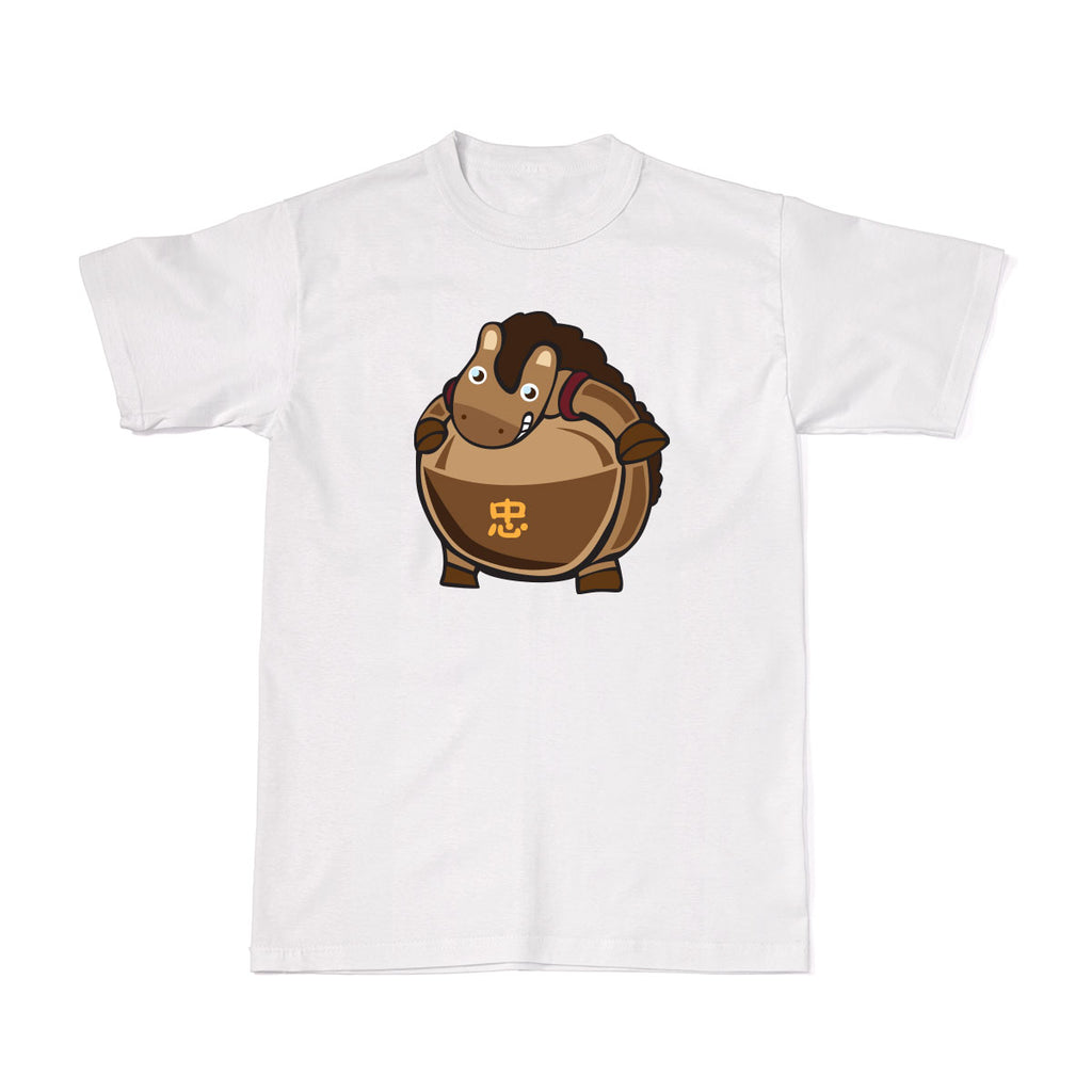 CNY Festive Designer Tees - Zodiac - Year of The Horse T-Shirt