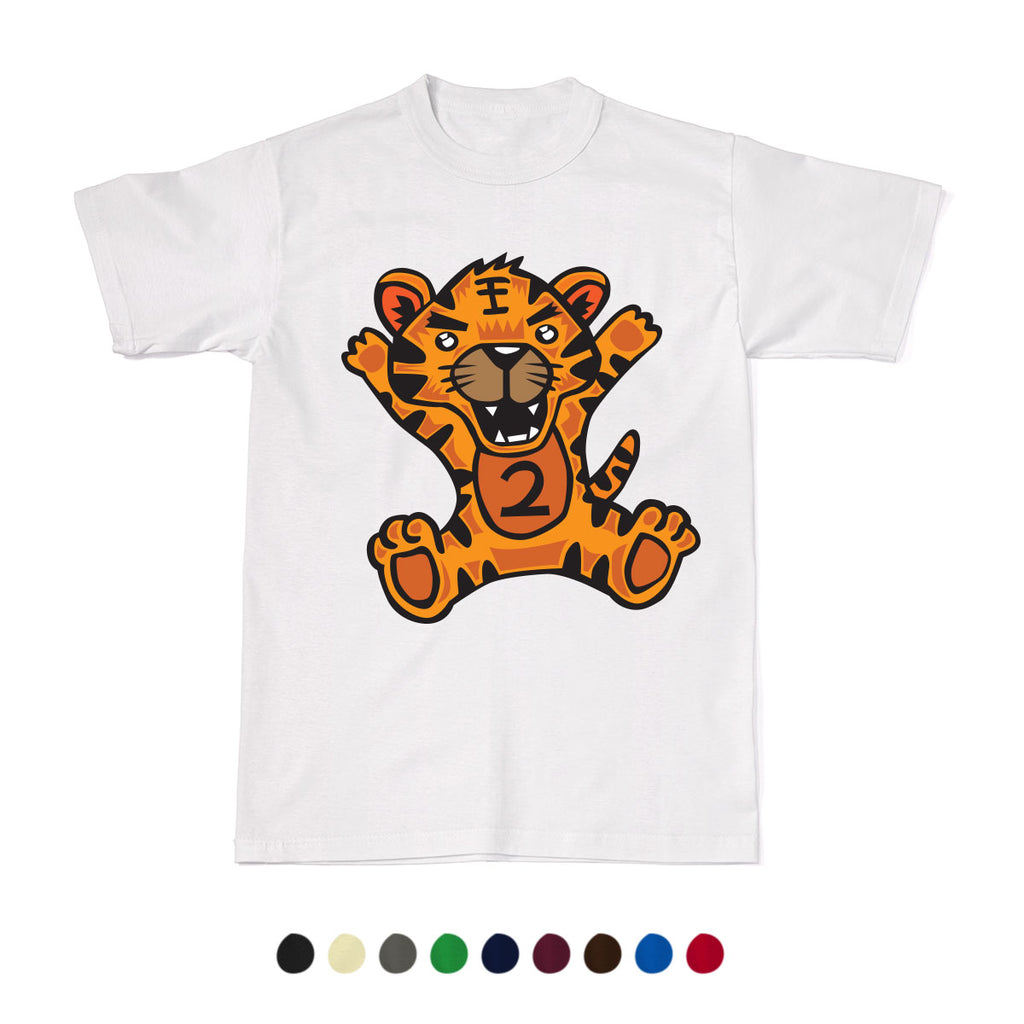 CNY Festive Designer Tees - Zodiac 2020 - Year of the Tiger T-Shirt