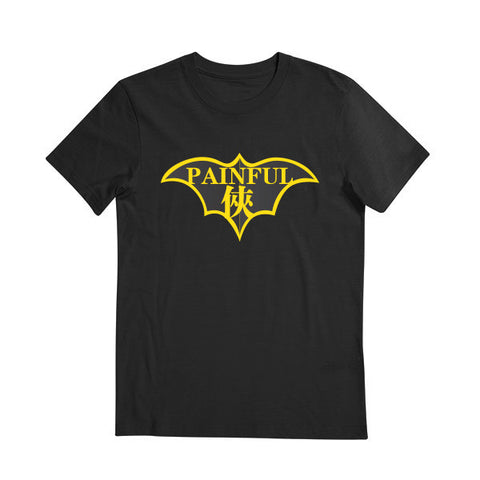 Cool Tees - Movies Tshirts - Batman Vs Superman - Painful Xia 侠 Batman T-shirt