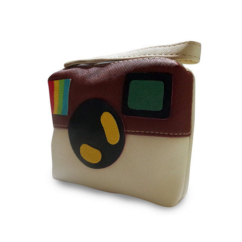 Handmade Instagram Wristlets Pouch by Tee-Saurus